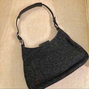 Grey Coach Handbag